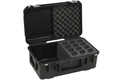 iSeries Molded Case for 12 Microphones