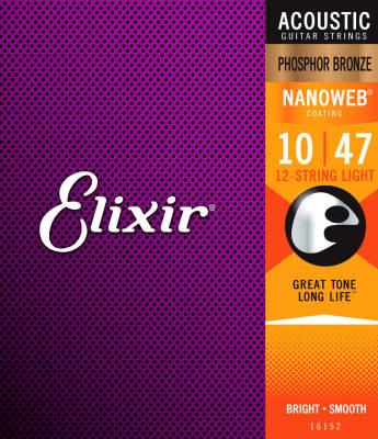 Elixir Strings Acoustic Phosphor Bronze Guitar Strings