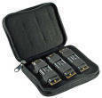 Hohner - 3 Piece HooDoo Blues Harmonica Set