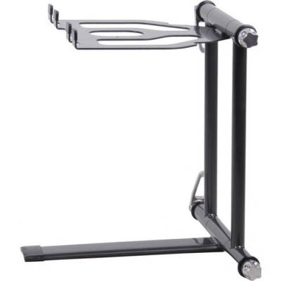 Stand Plus Folding Laptop Stand - Graphite