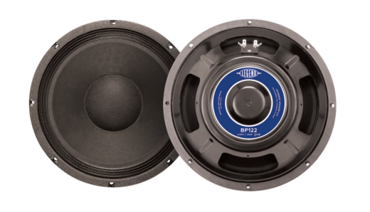 Legend BP122 12'' Bass Speaker, 250 Watt 8 Ohm
