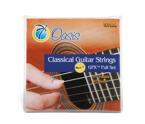 Gpx+Strings Ht Treble-Ht Bass Set