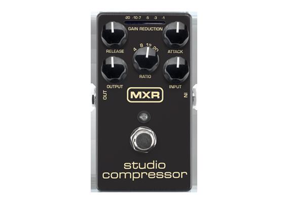 mxr m76 studio compressor pedal long mcquade musical instruments. Black Bedroom Furniture Sets. Home Design Ideas