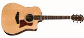 Taylor Guitars - 210CE - Dreadnough Spruce/Laminate Rosewood Acoustic Electric
