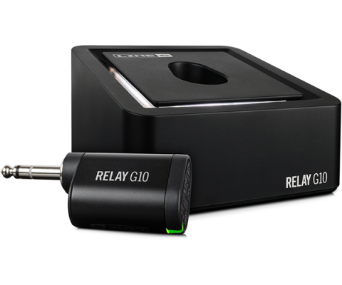 G10 Relay Rechargeable Wireless Guitar System