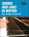 Alfred Publishing - Chords and Lines in Motion - LaVerne - Piano - DVD