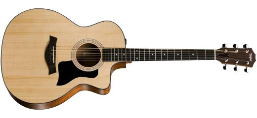 taylor guitars 114ce grand auditorium acoustic electric long mcquade musical instruments. Black Bedroom Furniture Sets. Home Design Ideas