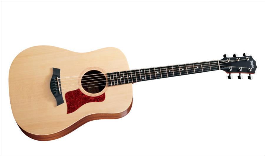 Taylor Guitars Big Baby Sitka Mahogany Acoustic Long