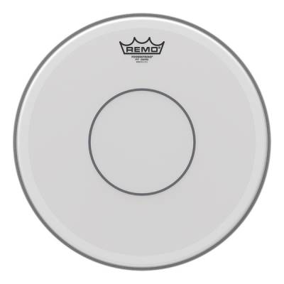 Powerstroke 77 Coated Snare Drum Batter Head w/Clear Dot - 14 inch