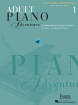 Faber Piano Adventures - Adult Piano Adventures All-in-One Lesson Book 1 - Faber/Faber - Piano - Book