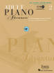 Faber Piano Adventures - Adult Piano Adventures All-in-One Lesson Book 2 - Faber/Faber - Piano - Book/2 CDs