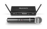 Numark - WS100 Wireless Dynamic Microphone System w/Case