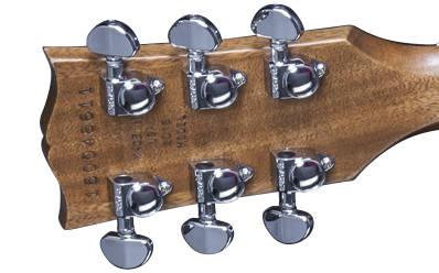 gibson 2016 sg naked ltd walnut vintage gloss long mcquade musical instruments. Black Bedroom Furniture Sets. Home Design Ideas