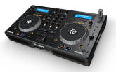 Numark - Mixdeck Express Dual CD Player and Mixer - Black