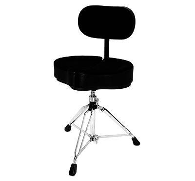Spinal G Saddle Throne w/Backrest