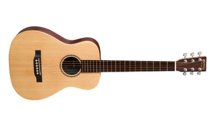 Lx1e Acoustic Electric Little Martin Guitar
