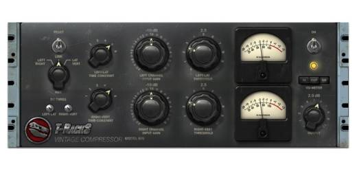 T-Racks Vintage Tube Compressor/Limiter Model 670  - Download