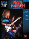 Hal Leonard - Iron Maiden: Guitar Play-Along Volume 130 - Guitar TAB - Book/Audio Online