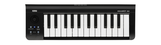 MicroKEY AIR-25 Bluetooth MIDI Keyboard Controller