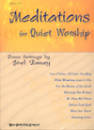 Hope Publishing Co - Meditations For Quiet Worship - Raney - Piano - Book