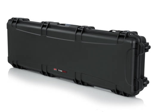 Titan Series Waterproof Guitar Case for J/P Style Bass