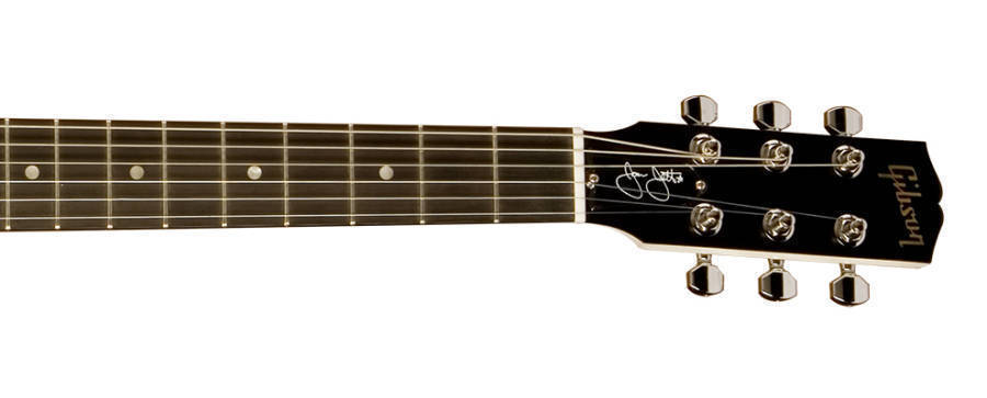gibson joan jett melody maker long mcquade musical instruments. Black Bedroom Furniture Sets. Home Design Ideas