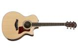 Taylor Guitars - Grand Auditorium Spruce/Rosewood Acoustic Guitar with Cutaway & ES2 Electronics