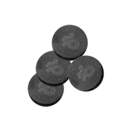 Drumtacs Sound Control Pads - 4pk