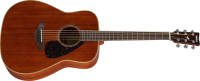 Yamaha - All Mahogany Solid-Top Acoustic Guitar - Natural Finish