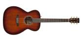 Simon and Patrick - Concert Hall Showcase Mahogany Burnt Umber - Ltd