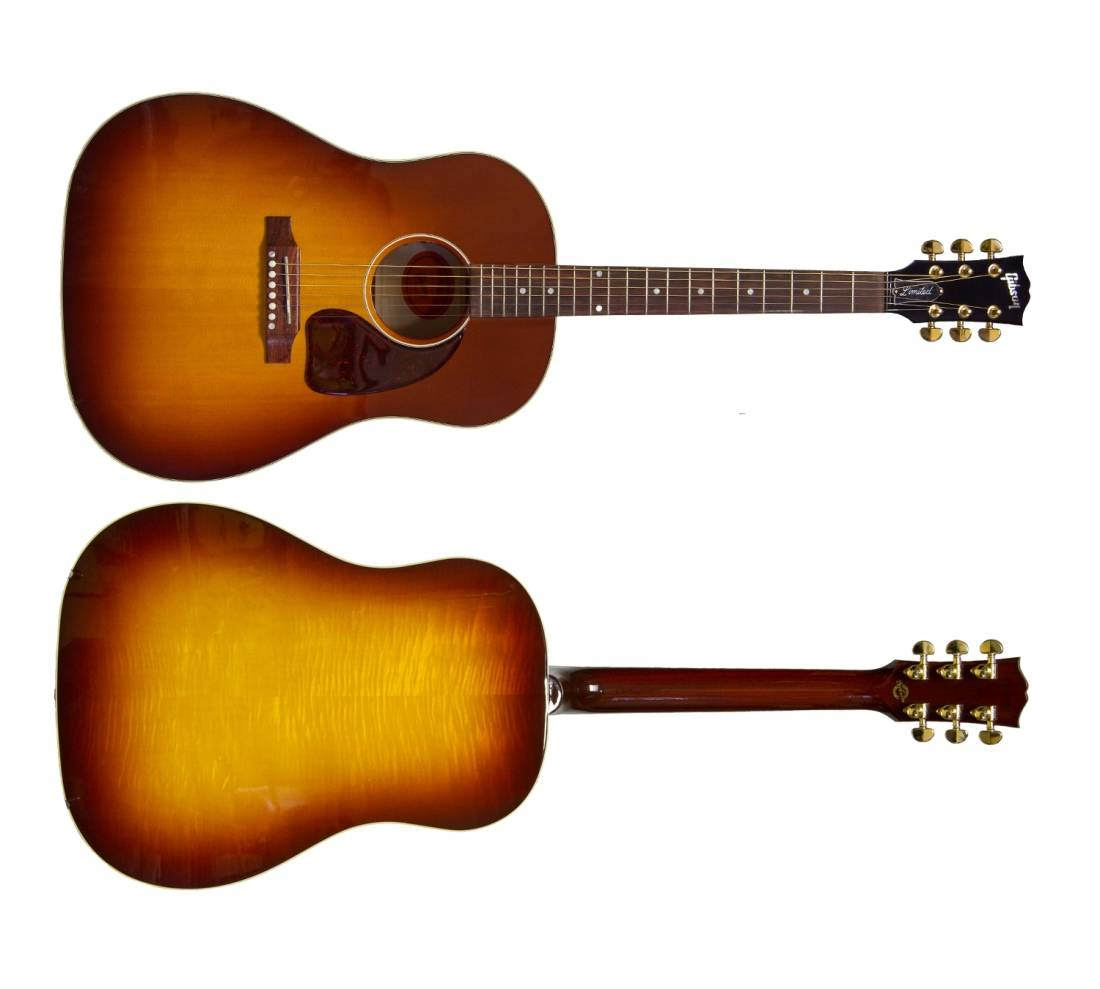 gibson j 45 maple l m special run long mcquade musical instruments. Black Bedroom Furniture Sets. Home Design Ideas
