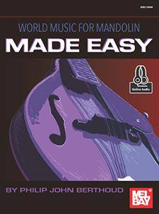 World Music for Mandolin Made Easy - Berthoud - Book/Audio Online