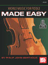 Mel Bay - World Music for Fiddle Made Easy - Berthoud - Book/Audio Online