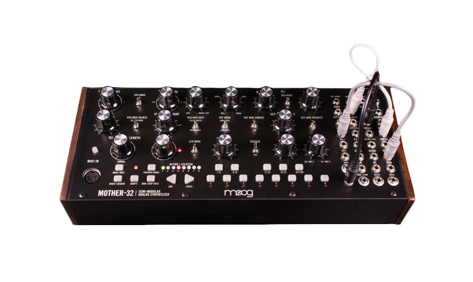 moog mother 32 semi modular analog synthesizer long mcquade musical instruments. Black Bedroom Furniture Sets. Home Design Ideas