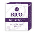 RICO by DAddario - RCT1040 - Reserve Classic Bb Clarinet Reeds 4