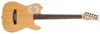 Godin Guitars - Acousticaster Natural DLX RN with Bag