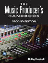 Hal Leonard - The Music Producers Handbook: Second Edition - Owsinski - Book