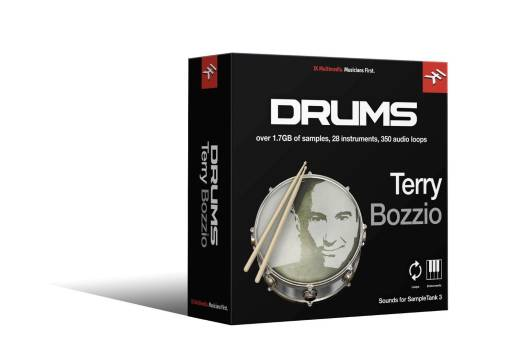 ST3 - Terry Bozzio Drums - Download