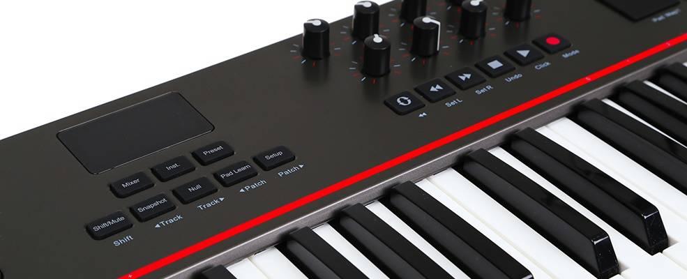 nektar impact lx88 88 key usb midi controller long mcquade musical instruments. Black Bedroom Furniture Sets. Home Design Ideas