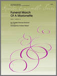 Funeral March Of A Marionette - Gounod/Balent - Saxophone Quartet