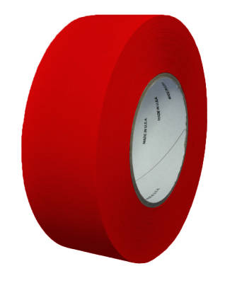 Red Gaffers Tape 2'' (48mm X 55mm)