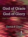 SMP - God of Grace and God of Glory - Dahl - Organ (3 staff) - Book