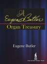 SMP - A Eugene Butler Organ Treasury - Butler - Organ (3 staff) - Book