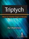 SMP - Triptych: Music for Chamber Organ or Manuals - Wammes - Organ (2 staff) - Book