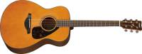 Yamaha - FS800 Acoustic Guitar - Small Body, Solid Spruce Top, Tinted Finish