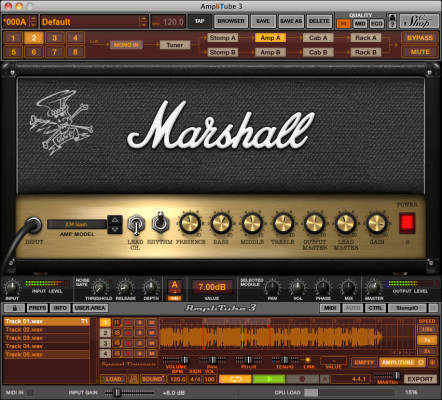 AmpliTube Slash  - Download