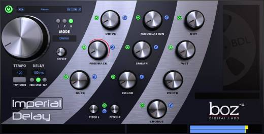 Imperial Delay - Download