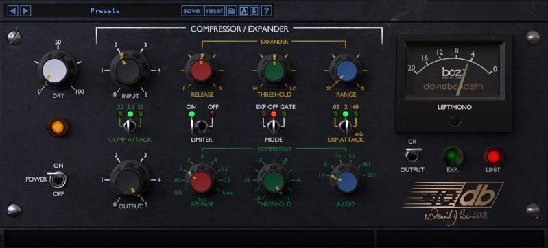 Plus10dB Compressor - Download