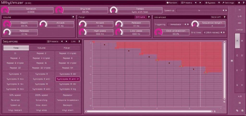 MeldaProduction - MRhythmizer - Download
