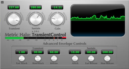 Transient Control - Download